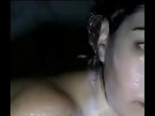 dr.elena from lahor taking shower