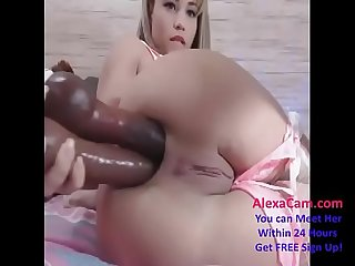 adorable babe doing cam to cam show first time part 1 (7)