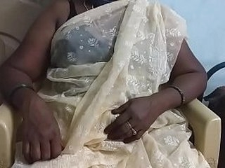 Indian step mom talking dirty in hindi and gives her milk to son and fucked