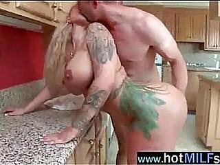 (ryan conner) Mature Hot Lady LIke Big Hard Long Cock Inside Her video-29