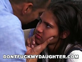DONT FUCK MY DAUGHTER - My Boss's Young Daughter Has The Tightest Pussy