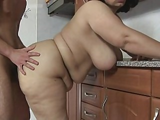 Lovely old women...she loves to fuck with young Stallion. vol.  #01