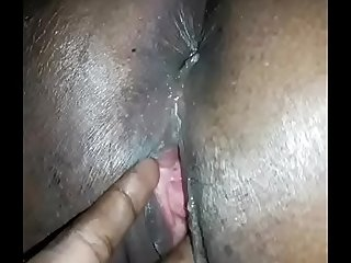 Aunty enjoyed ass licking and figuring